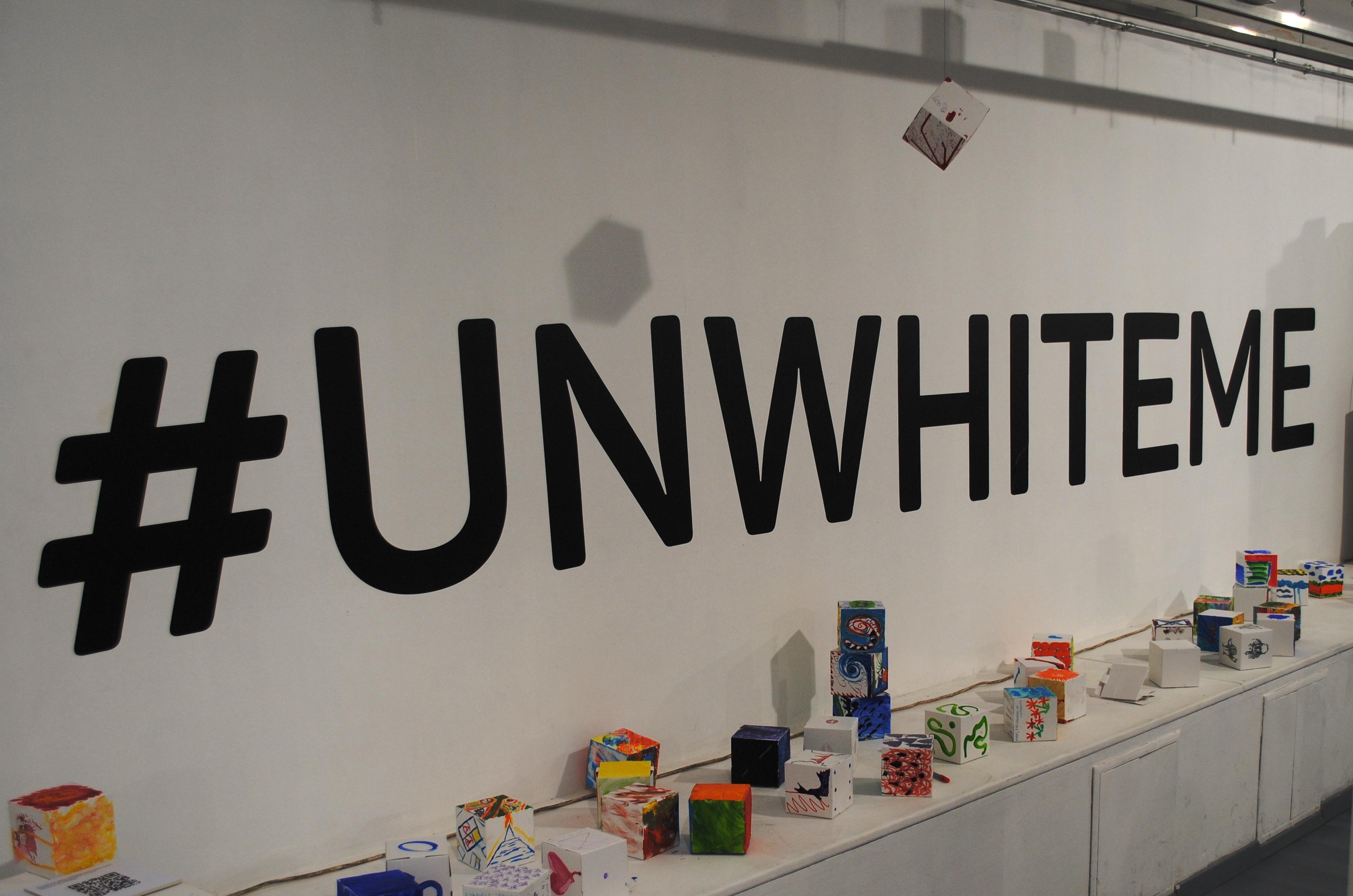 Психические расстройства в дополненной реальности на #UNWHITEME