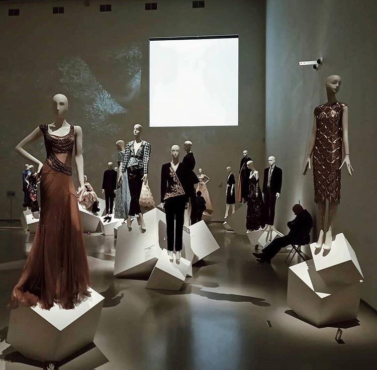 Высокая мода в Эрмитаже