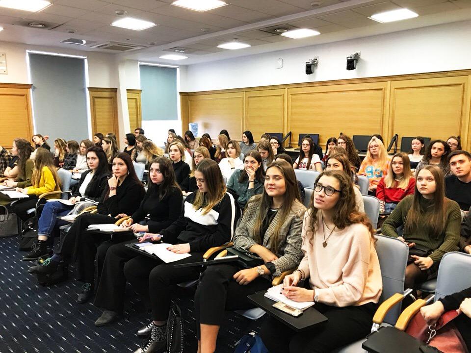 Мастер-классы для студентов журналистов  в «ТАСС»
