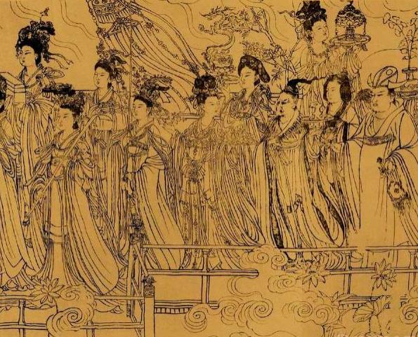 Китайская традиционная живопись Гохуа
