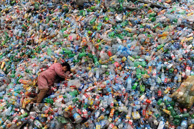 Пластик всепоглощающий