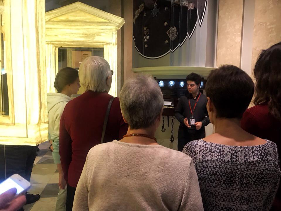 Выставка «Ленинградское дело» открылась в Петербурге