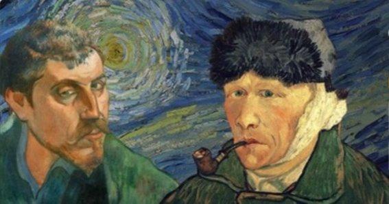 Неизбежная встреча: Ван Гог и Поль Гоген