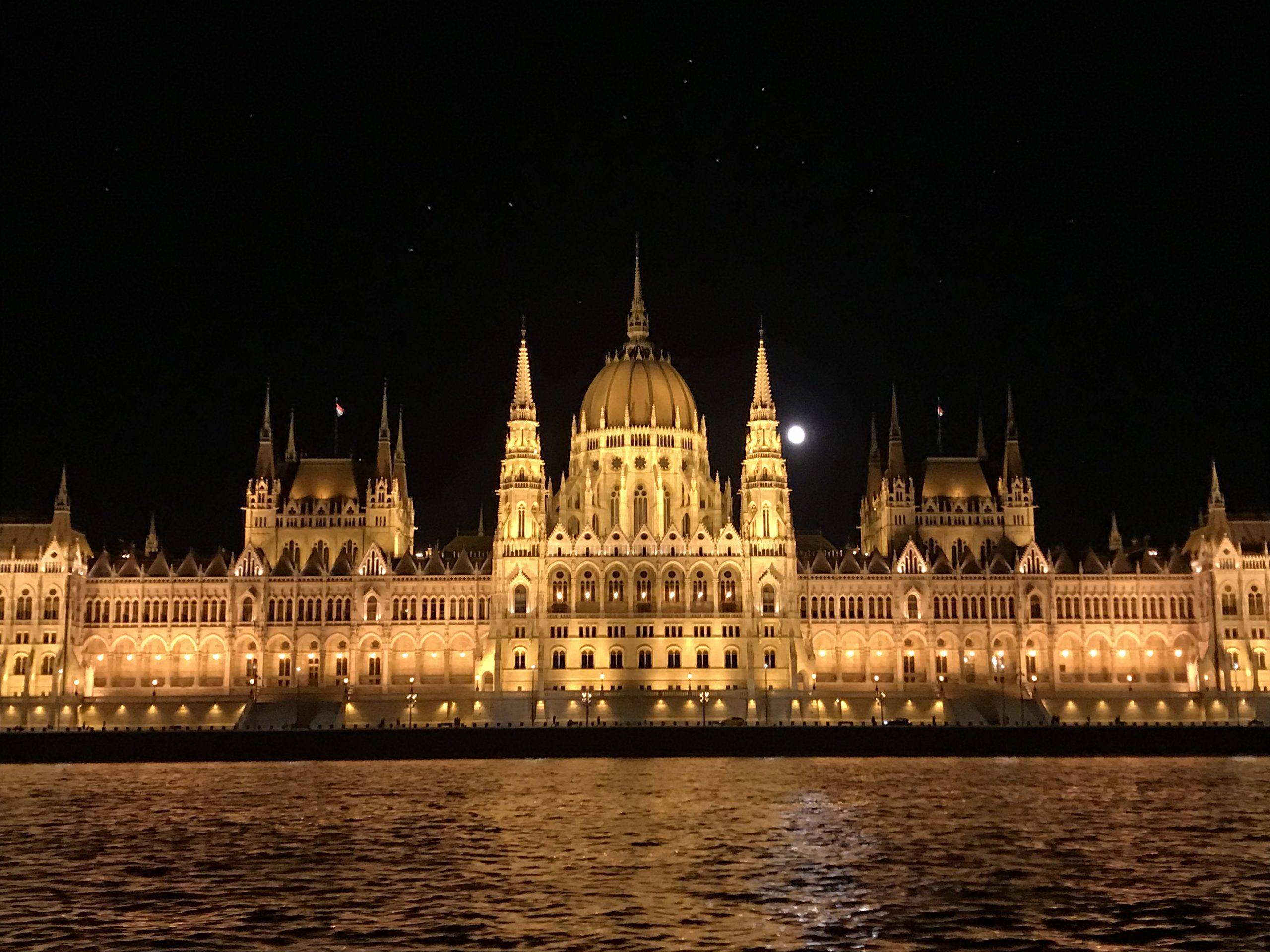 Воспоминания о Будапеште