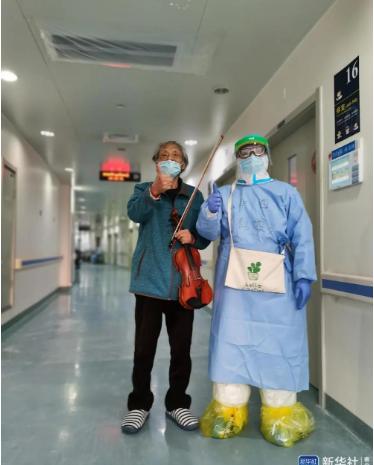 Организм человека в борьбе с коронавирусом