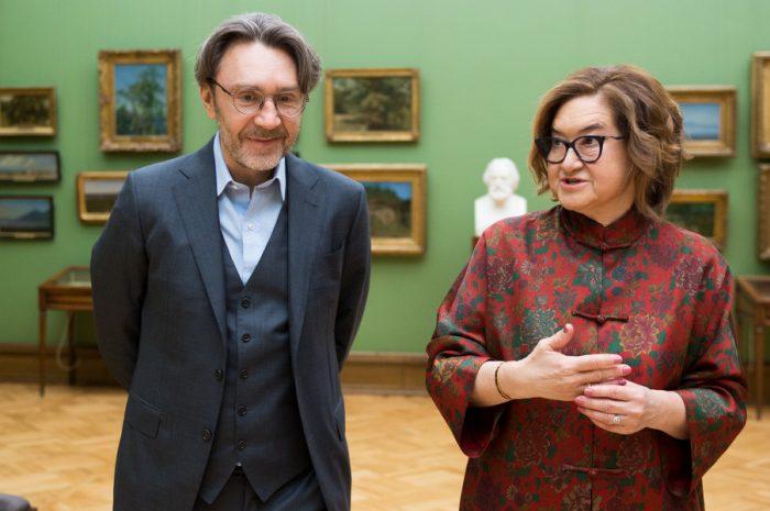 Экскурсия со Шнуровым по Третьяковской галерее