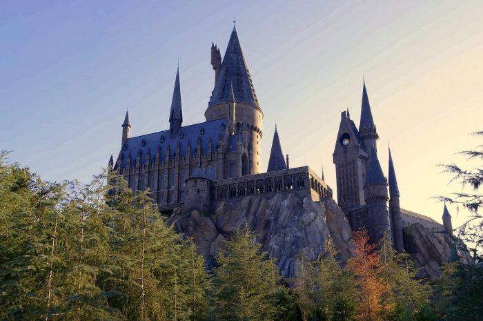 Виртуальные занятия магии в Хогвартсе