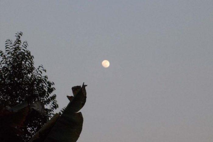 Почему не надо фотографировать луну на айфон