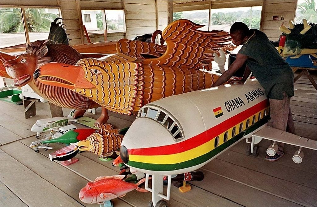 ритуальные обычаи Ганы