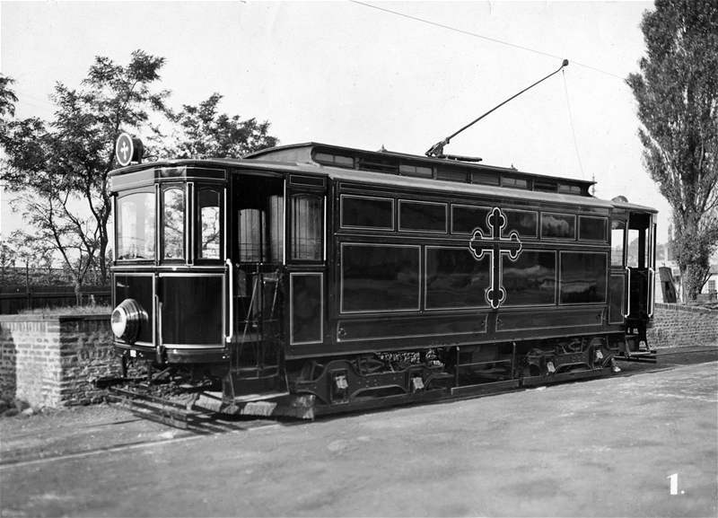 трамвай-катафалк