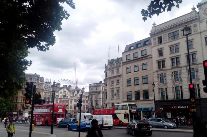 Лондонская шаурма