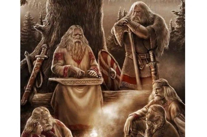 Древняя Русь: Начало