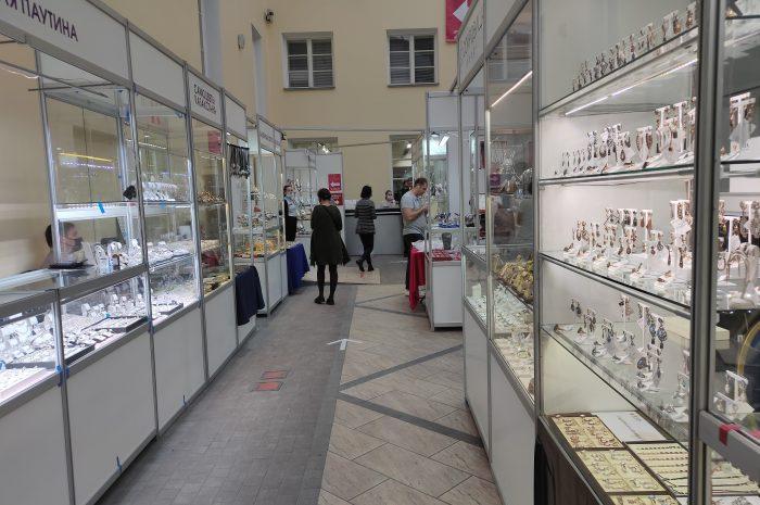 Украшения на любой вкус: ювелирная выставка во дворце Безбородко