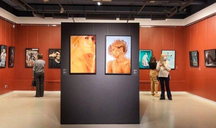 «Faces. Данил Головкин» — выставка в музее Эрарта