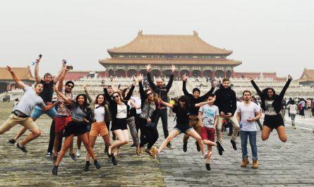 стать студентом китайского университета