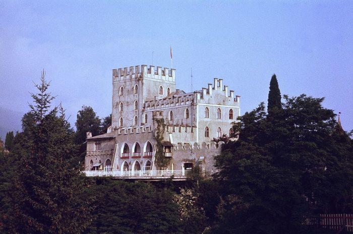 Необычная битва за замок Иттер