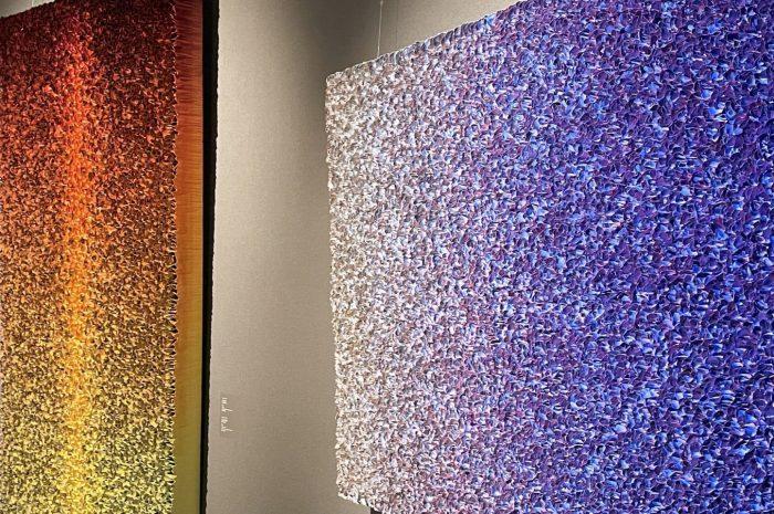 Выставка Чжуан Хунъи «Соцветие» в Эрарте