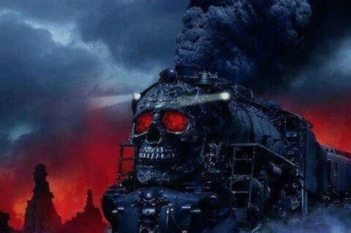 Поезд с конечной станцией «Смерть»